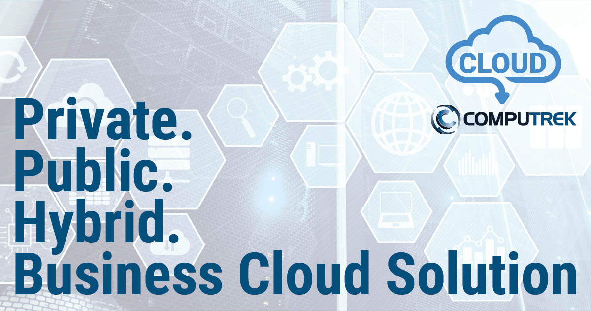 Business Cloud Solution.