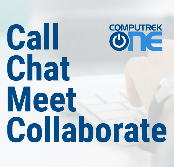 Call. Chat. Meet. Collaborate.